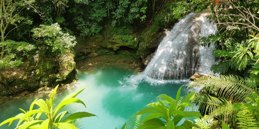 Blue Hole a Ocho Rios